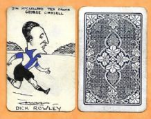 Preston North End Dick Rowley Ireland (PC30)